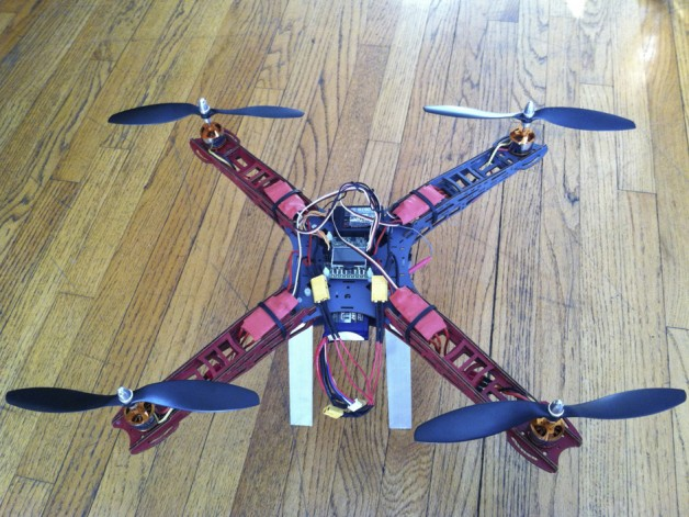 DIY Quadcopter Build | Part Two: Assembly