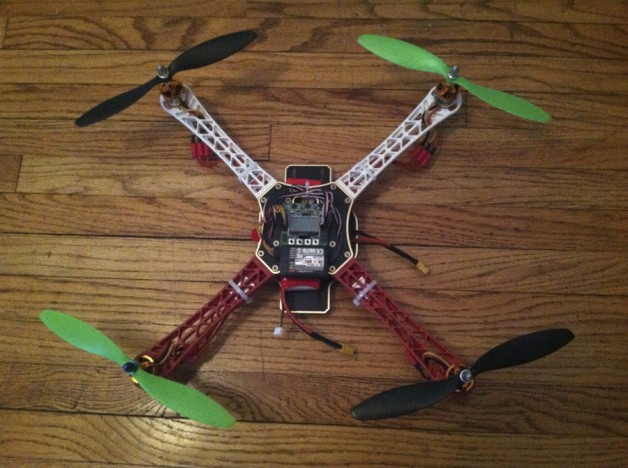 DIY Quadcopter Build | Part One: Planning & Parts List