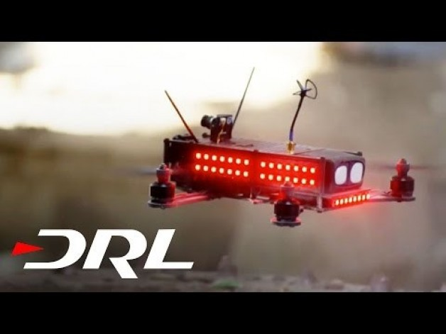Drone Racing in 2016