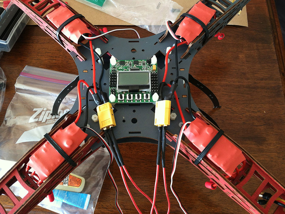 Quadcopter-Build-34