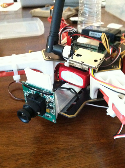 FPV-Quadcopter-Camera-Mount