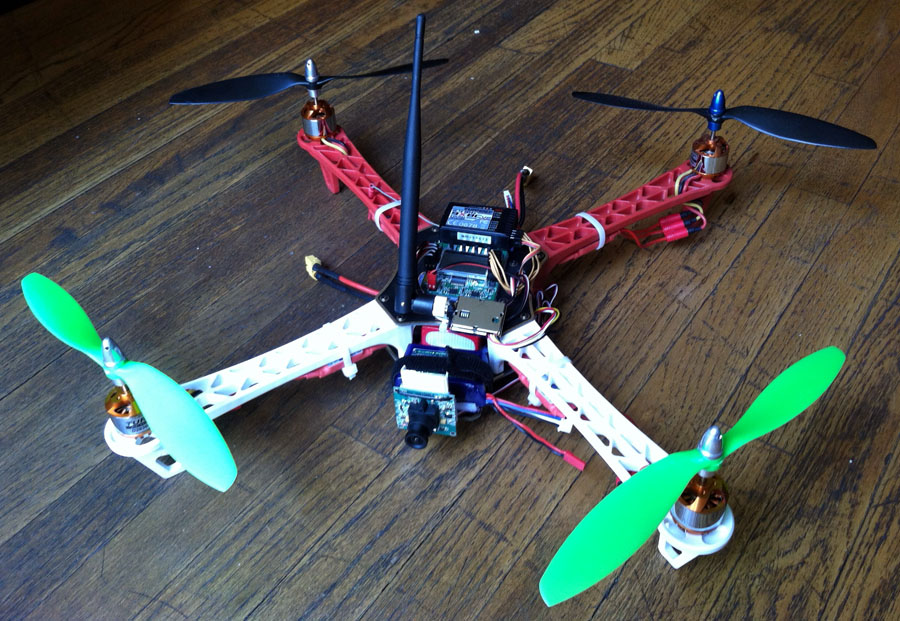 FPV-Quadcopter