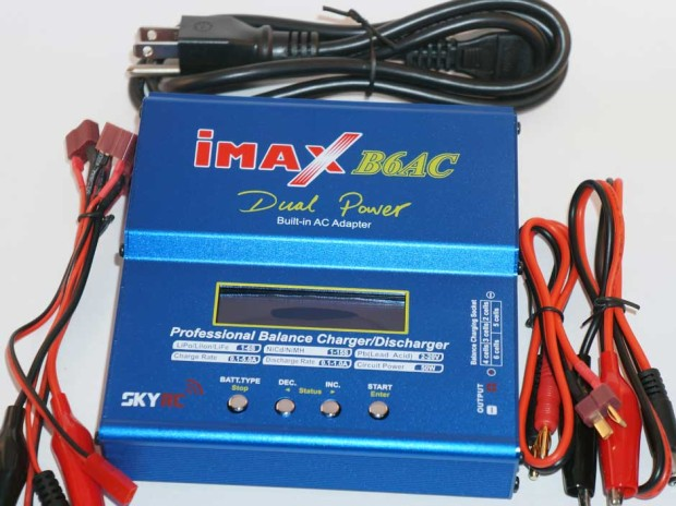 IMAX B6AC Charger Discharger 1-6 Cells