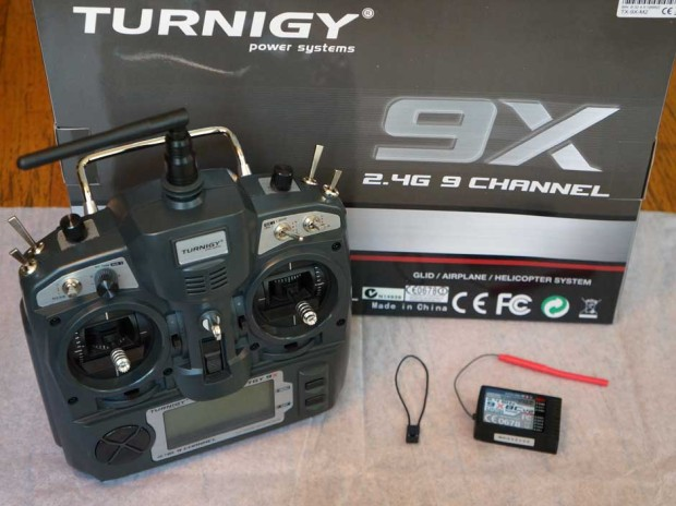 Turnigy 9x 2.4GHz 9 Channel Radio
