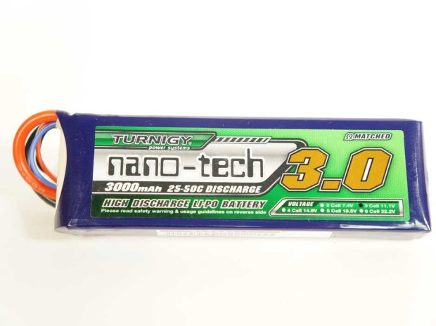 Turnigy Nano-Tech 3000mAh LiPo