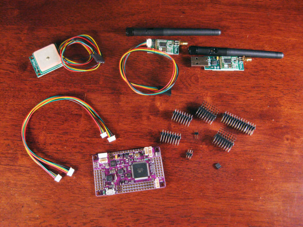 ArduFlyer with Telemetry and GPS